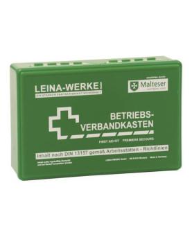 "Betriebverbandkasten, ""LEINA 20000"", grün"