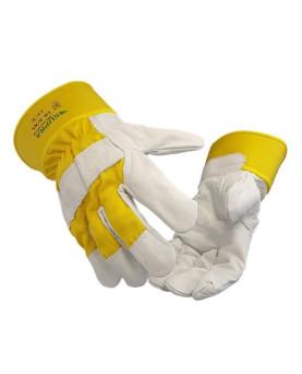 "Rindvollleder-Handschuh, Supra 1502 ""Hamburg"", Gr. 10.5/L-XL"