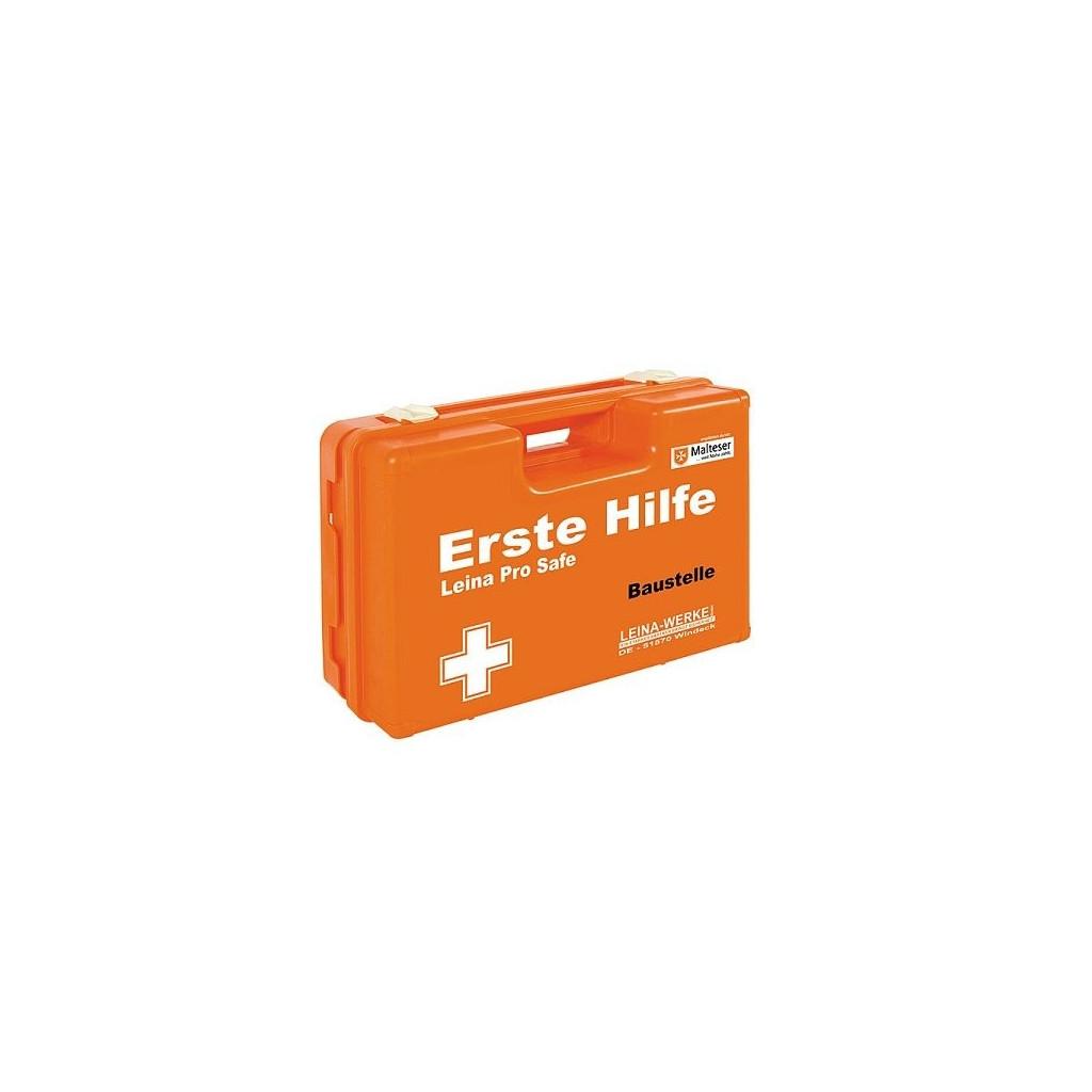 "Erste-Hilfe-Koffer ""Baustelle Spezial"""