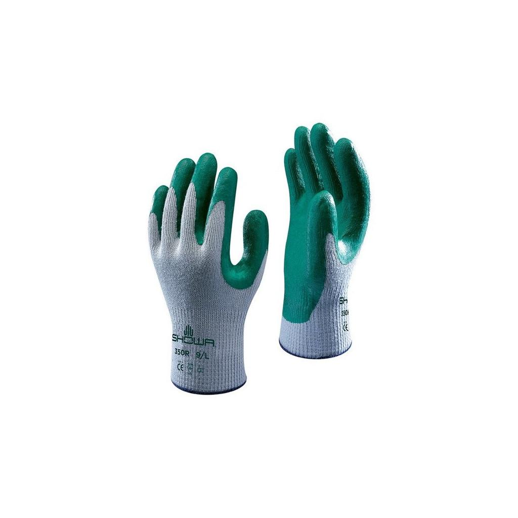 """Schutz-Handschuh """"Nitrile Grip"""", Showa 7980"""