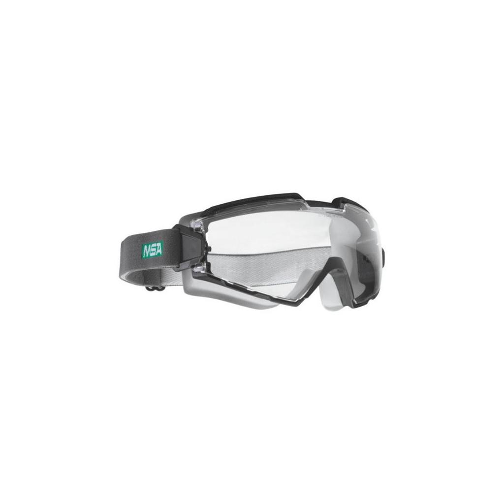 """Schutzbrille farblos """"ChemPro"""", MSA 10104671"""