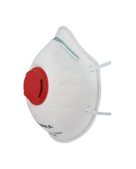 Feinstaubmasken mit Ventil FFP3, Supra 2302, Pack à 10 Stück