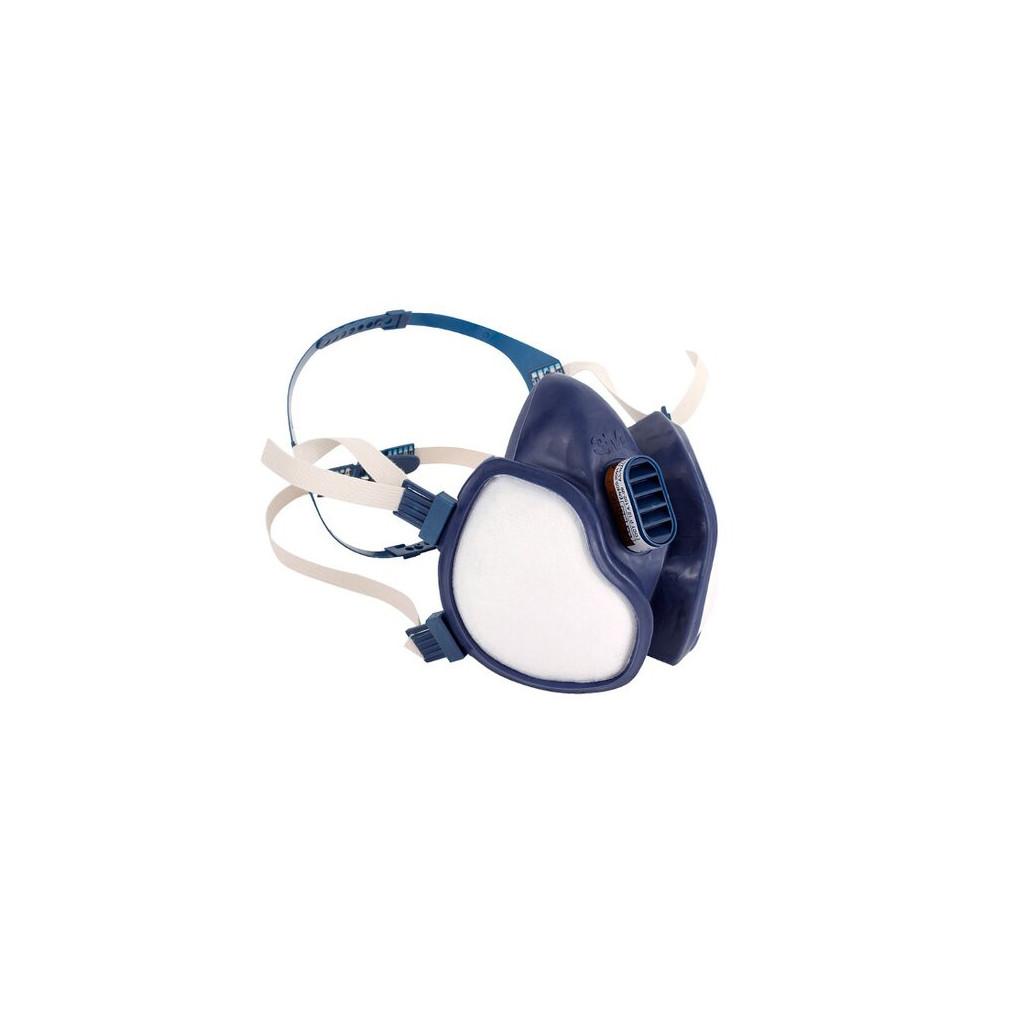 Atemschutzmaske FFABEK1P3RD mit Ausatemventil, 3M 4279