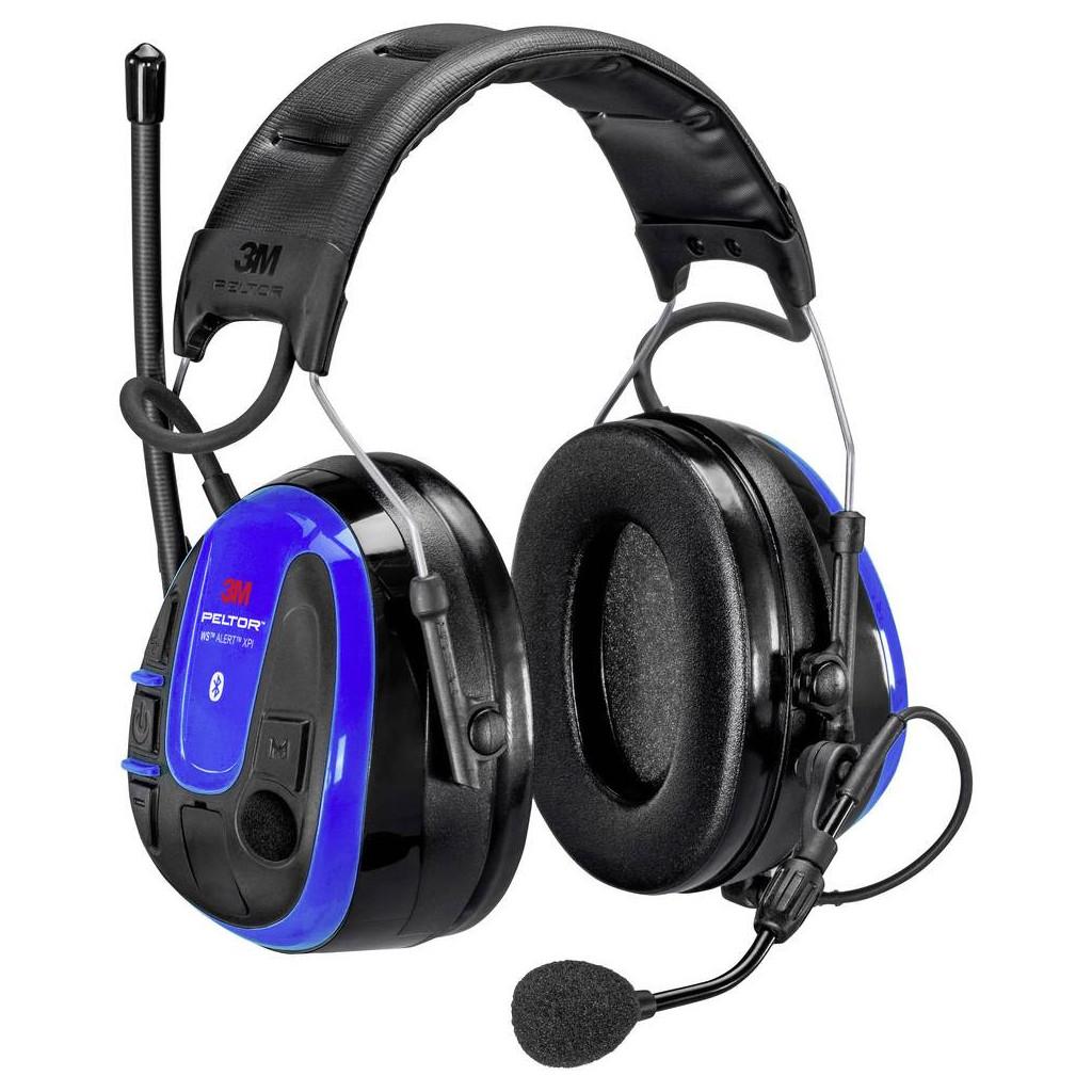 3M Peltor WS ALERT XPI MRX21A3WS6-ACK Kapselgehörschutz-Headset 35 dB
