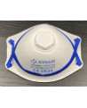 Feinstaubmasken mit Ventil FFP3 NR RSN99V EN 149:2001+A1:2009, Pack à 10 Stück