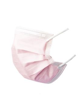 Medizinische Hygienemasken Typ IIR pink 3-lagig EN 14683 CE, Pack à 50 Stück (5x10)