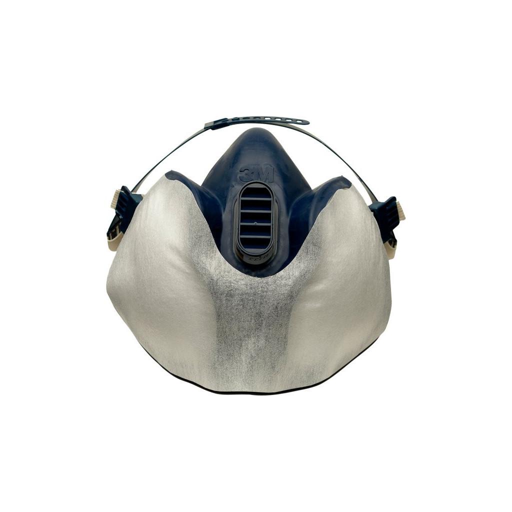 3M Schutzvlies 400+ Partikelvorfilter für Halbmasken