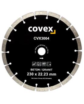 Diamant-Trennscheiben Beton/Granit CVX3004 Premium 230x22.23x10mm