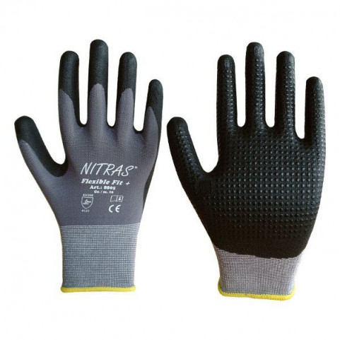 "Feinstrickhandschuh, Nitras 8805 ""Flexible Fit +"""