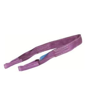 Hebeband beidseitig mit Schlaufen violett 1000kg