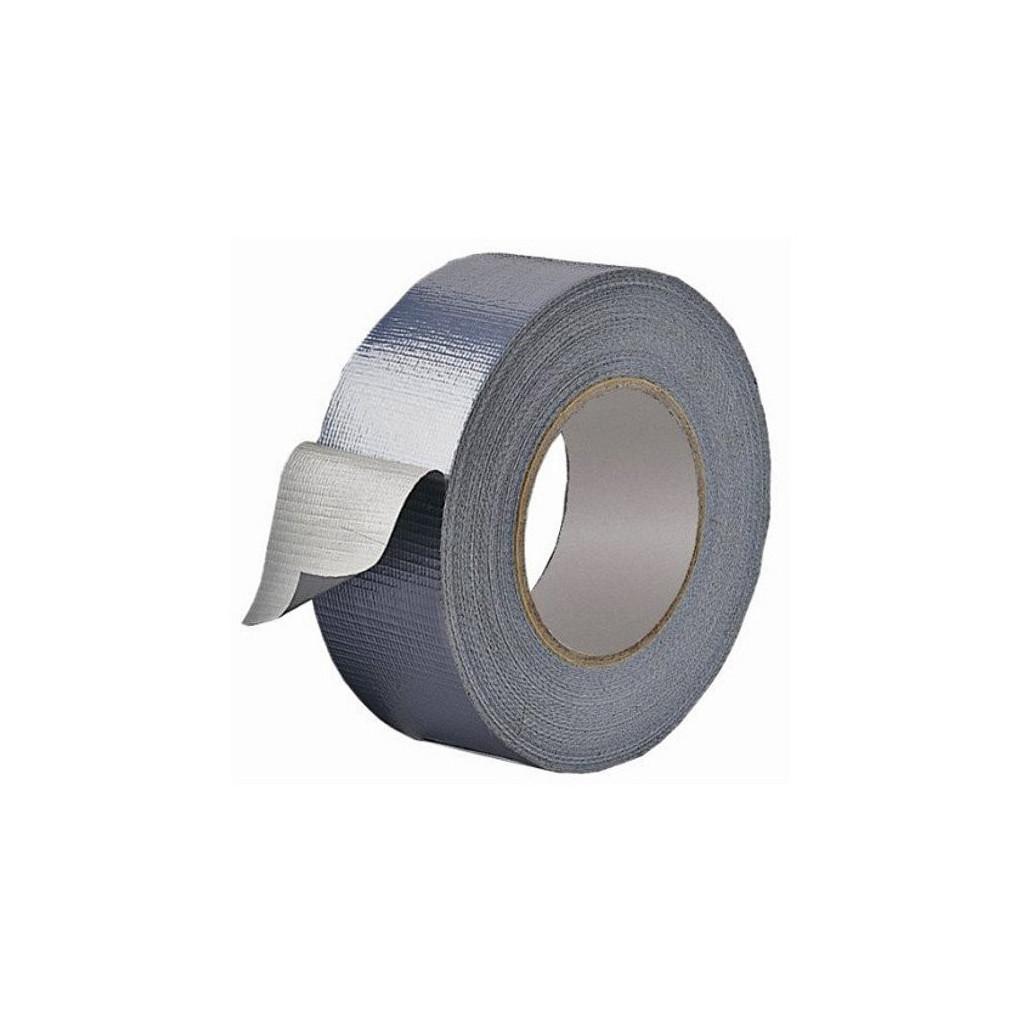Gewebeband silber, StrongLine T450, 48mmx50m