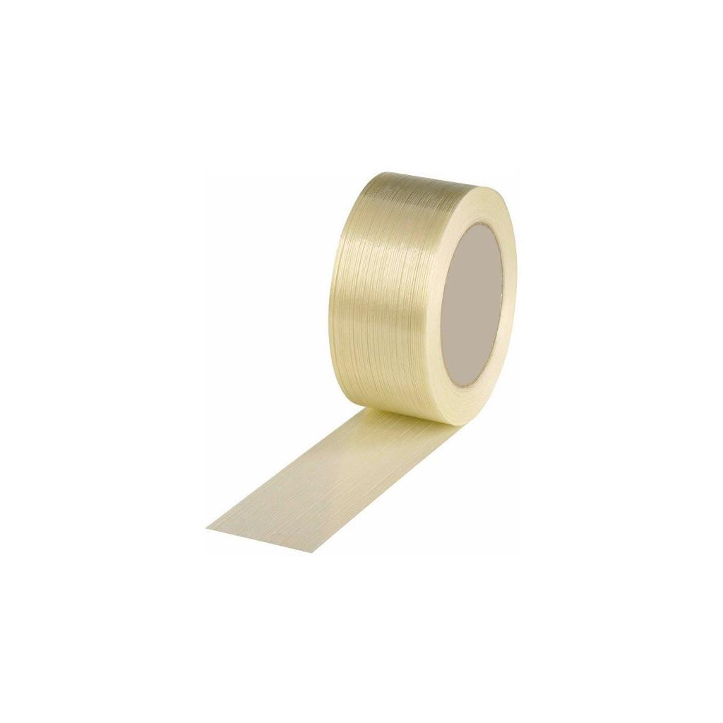 Filament-Klebeband transparent 50mmx50m