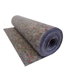 Maler-Saugvlies grau, 220g/m2, 1mx50m