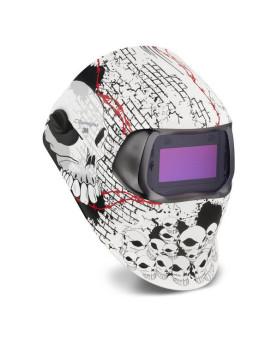 """Automatikschweissmaske, 3M Speedglas 100, """"Boneyard"""""""