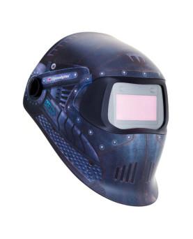 """Automatikschweissmaske, 3M Speedglas 100, """"Trojan Warrior"""""""