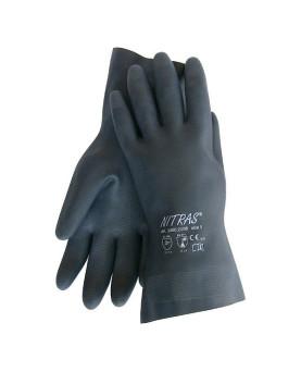 Chloroprene-Handschuh schwarz
