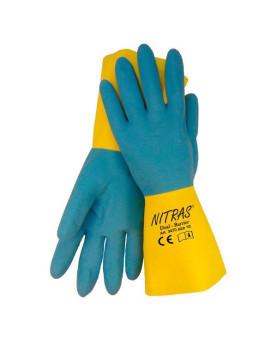 "Latex-Neoprene-Handschuh, Nitras 3470 ""Dual Barrier"""