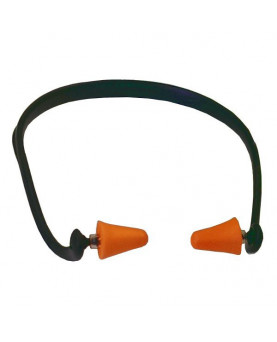 Gehörschutzstöpsel aus PU-Schaum mit Bügel, 30230