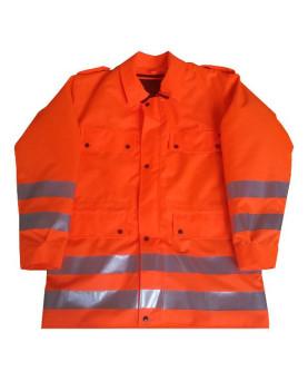 "Warnschutz Premium-Uniformparka ""Security"""