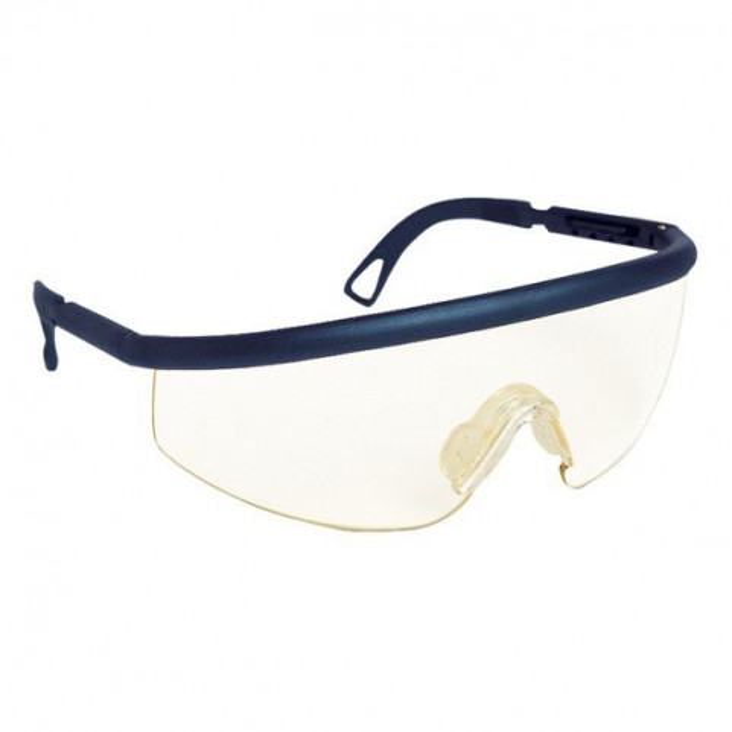 """Schutzbrille farblos mit Rumdumsicht, 60310 """"Fixlux"""""""
