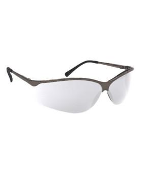 "Schutzbrille farblos mit Titanrahmen, 62210 ""Titalux"""