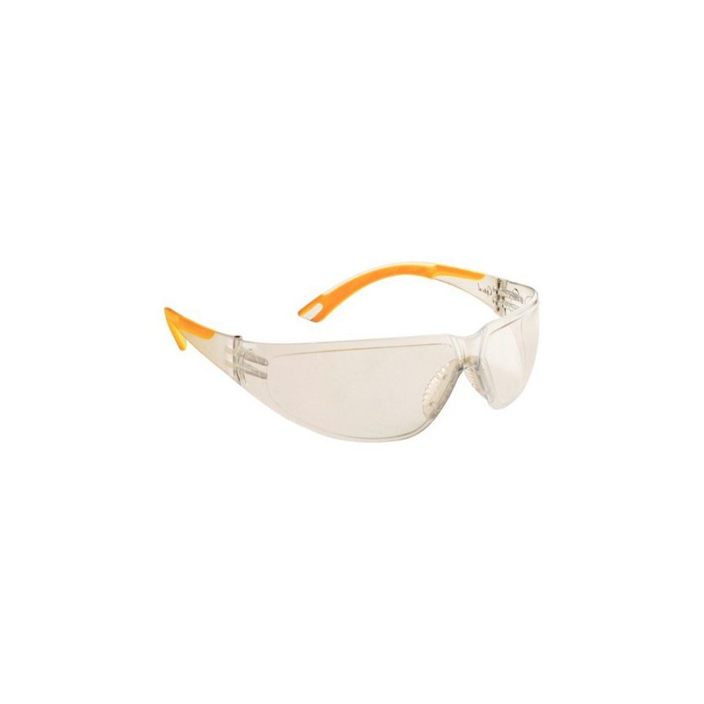 """Schutzbrille farblos, mit flexiblen Bügeln, 60565 """"Starlux"""""""