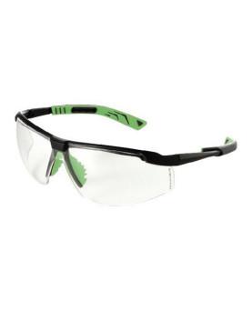 Schutzbrille farblos, mit SoftPad Bügeln, Univet 5X8