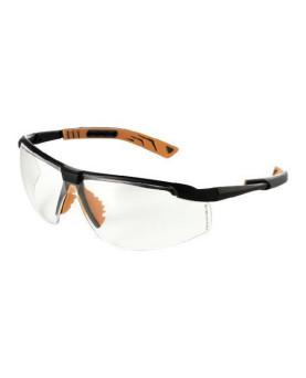 """Schutzbrille farblos, mit SoftPad Bügeln, Univet 5X8 """"Eco"""""""