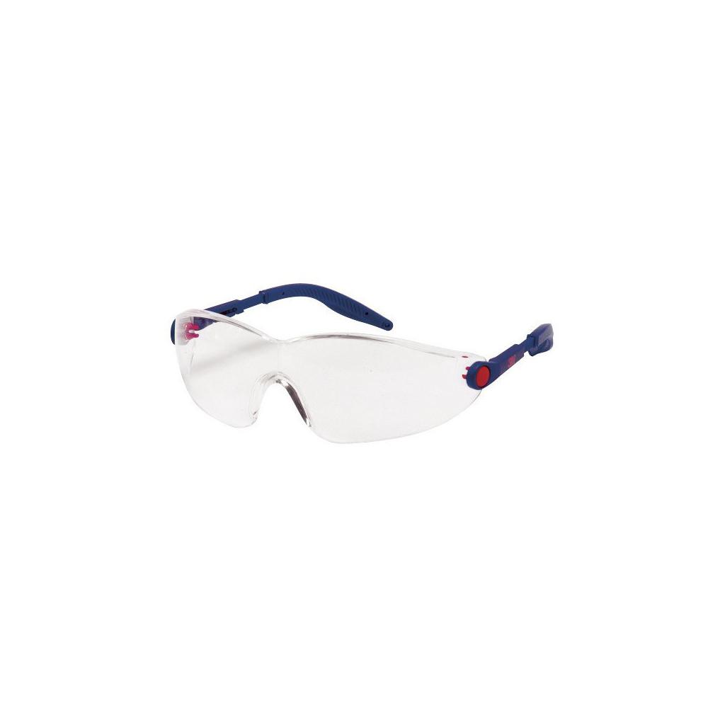 Schutzbrille, komplett einstellbar, farblos, 3M 2740