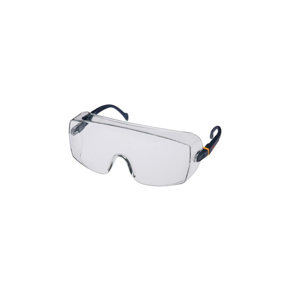 Schutzbrille/Überbrille farblos, 3M 2800