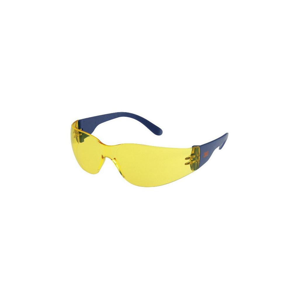 Schutzbrille gelb getönt, 3M 2722