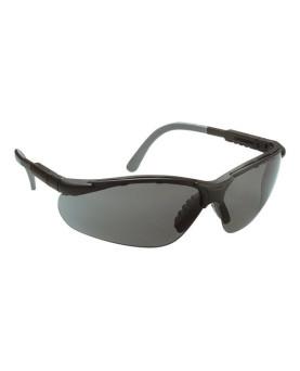 """Schutzbrille getönt mit doppelt verstellbaren Bügeln, 60533 """"Miralux"""""""
