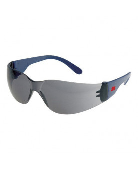 Schutzbrille grau getönt, 3M 2721