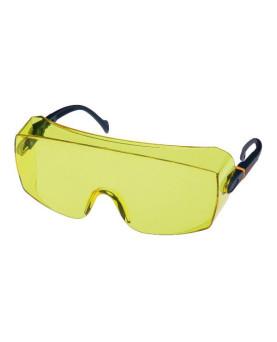 Schutzbrille/Überbrille gelb getönt, 3M 2802