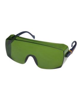 Schutzbrille/Überbrille grün getönt, 3M 2805