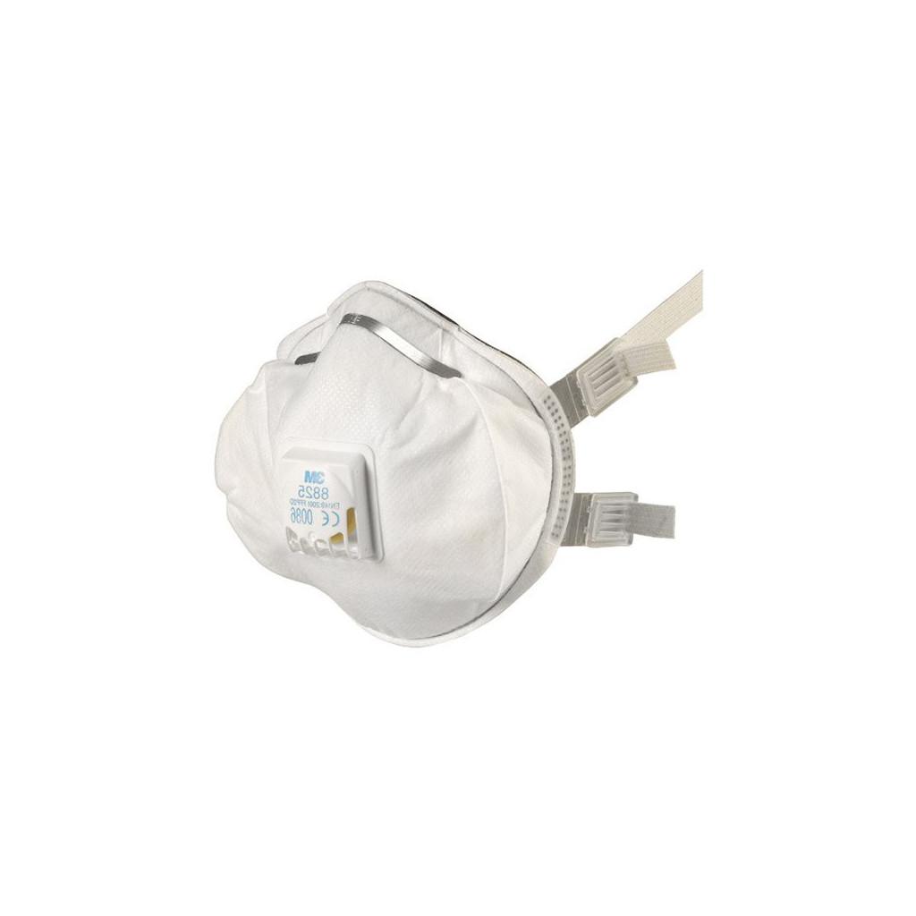 Atemschutzmaske FFP2 mit Ausatemventil, 3M 8825, Box à 5 Stück