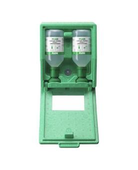 Augenspülstation mit zwei Flaschen, Plum 60123
