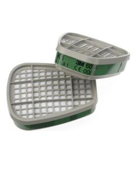 Filter mit Bajonettverschluss K1, 3M 6054, Box à 8 Stück