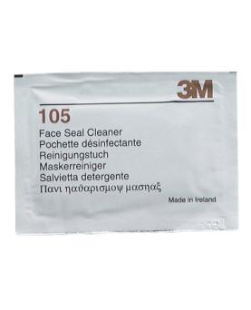 Reinigungstuch für Maskenkörper, 3M 105, Box à 40 Stück