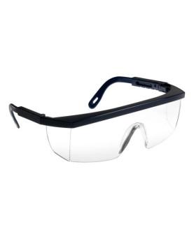 """Schutzbrille farblos mit verstellbaren Bügeln, Supra 3101 """"Ecolux"""""""