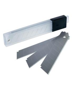 Ersatzklingen zu Universalmesser, Klingenbreite 18mm, Pack à 10Stk.