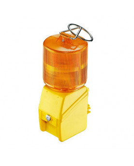 LED-Baustellen-Warnlampe