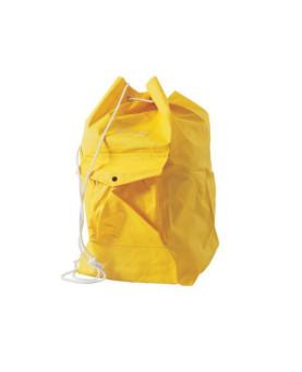 Effektentasche, gelb