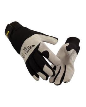 """Rindspaltleder-Handschuh mit Klettverschluss, Supra 1503 """"Chicago"""", Einheitsgrösse 9/L"""