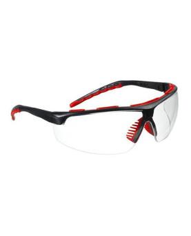 """Schutzbrille farblos, mit flexiblen Bügeln, 62590 """"Streamlux"""""""