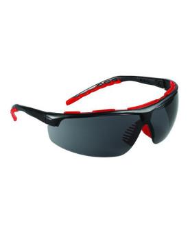 """Schutzbrille getönt, mit flexiblen Bügeln, 62593 """"Streamlux"""""""