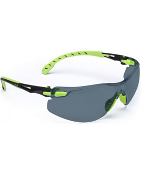 """Schutzbrille getönt, mit Scotchgard-Beschichtung, """"Solus 1000"""", (grün/schwarz), 3M 5760"""